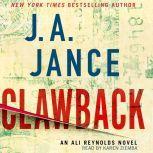 Clawback An Ali Reynolds Novel, J.A. Jance
