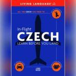 In-Flight Czech Learn Before You Land, Living Language