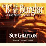 B Is For Burglar, Sue Grafton