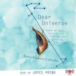 Dear Universe Poems on Love, Longing, and Finding Your Place in the Cosmos, Pierra Calasanz-Labrador