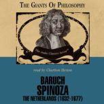 Baruch Spinoza, Professor Thomas Cook