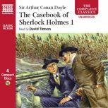 The Casebook of Sherlock Holmes– Volume I, Sir Arthur Conan Doyle