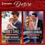 For Baby's Sake & An Heir for the Billionaire (Billionaires and Babies), Janice Maynard