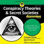 Conspiracy Theories & Secret Societies For Dummies, Christopher Hodapp