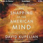 The Snapping of the American Mind, David Kupelian