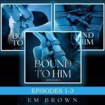 Bound to Him Box Set Episodes 1-3 An International Billionaire Romance, Em Brown