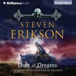 Dust of Dreams, Steven Erikson