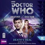Doctor Who - Destiny of the Doctor - Death's Deal, Darren Jones