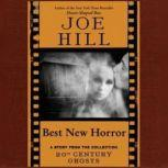 Best New Horror, Joe Hill