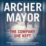 The Company She Kept A Joe Gunther Novel, Archer Mayor
