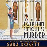 The Egyptian Antiquities Murder, Sara Rosett