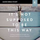 It's Not Supposed to Be This Way: Audio Bible Studies Finding Unexpected Strength When Disappointments Leave You Shattered, Lysa TerKeurst