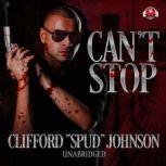 Can't Stop, Clifford Spud Johnson