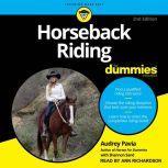Horseback Riding For Dummies, Audrey Pavia