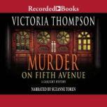 Murder on Fifth Avenue, Victoria Thompson