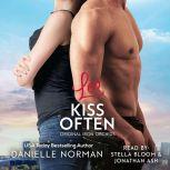 Leo, Kiss Often Suspenseful Romantic Comedy, Danielle Norman