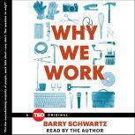 Why We Work, Barry Schwartz