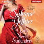 A Lady Never Surrenders, Sabrina Jeffries