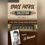 Space Patrol, Collection 1, Black Eye Entertainment