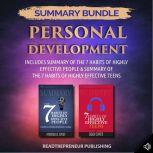 Summary Bundle: Personal Development | Readtrepreneur Publishing: Includes Summary of The 7 Habits of Highly Effective People & Summary of The 7 Habits of Highly Effective Teens, Readtrepreneur Publishing