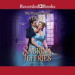 Who Wants to Marry a Duke, Sabrina Jeffries