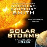 Solar Storms An Orbs Prequel, Nicholas Sansbury Smith