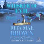 Whisker of Evil, Rita Mae Brown