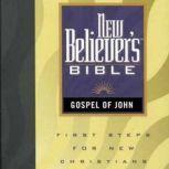 New Believer's Bible Gospel of John, Stephen Baldwin