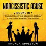 Narcissistic Abuse, Rhonda Appleton