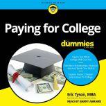 Paying For College For Dummies, MBA Tyson