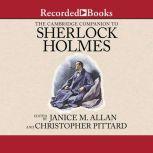 The Cambridge Companion to Sherlock Holmes, Christopher Pittard