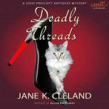 Deadly Threads, Jane K. Cleland