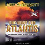 The Hunt for Atlantis, Andy McDermott