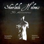 Sherlock Holmes The Adventures, Arthur Conan Doyle