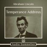 Temperance Address, Abraham Lincoln