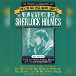 The Strange Case of the Demon Barber and The Mystery of the Headless Monk The New Adventures of Sherlock Holmes, Episode #4, Anthony Boucher