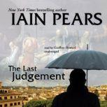 The Last Judgment An Art History Mystery, Iain Pears