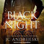 Black As Night, JC Andrijeski