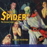 Spider #10 The Corpse Cargo, The, Grant Stockbridge