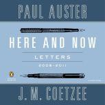 Here and Now: Letters (2008-2011), Paul Auster
