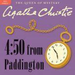 4:50 From Paddington A Miss Marple Mystery, Agatha Christie