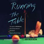 Running the Table The Legend of Kid Delicious, The Last Great American Pool Hustler, L. Jon Wertheim