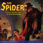 Spider #11 Prince of the Red Looters, The, Grant Stockbridge