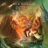 The Sea of Monsters Percy Jackson and the Olympians: Book 2, Rick Riordan