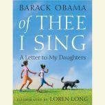 Of Thee I Sing A Letter to My Daughters, Barack Obama