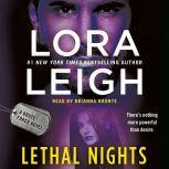 Lethal Nights A Brute Force Novel, Lora Leigh