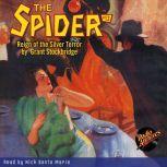 Spider #12 Reign of the Silver Terror, The, Grant Stockbridge
