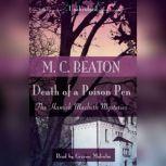 Death of a Poison Pen, M. C. Beaton