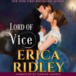 Lord of Vice, Erica Ridley