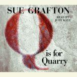 Q Is For Quarry, Sue Grafton